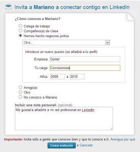 Invitación a Rajoy